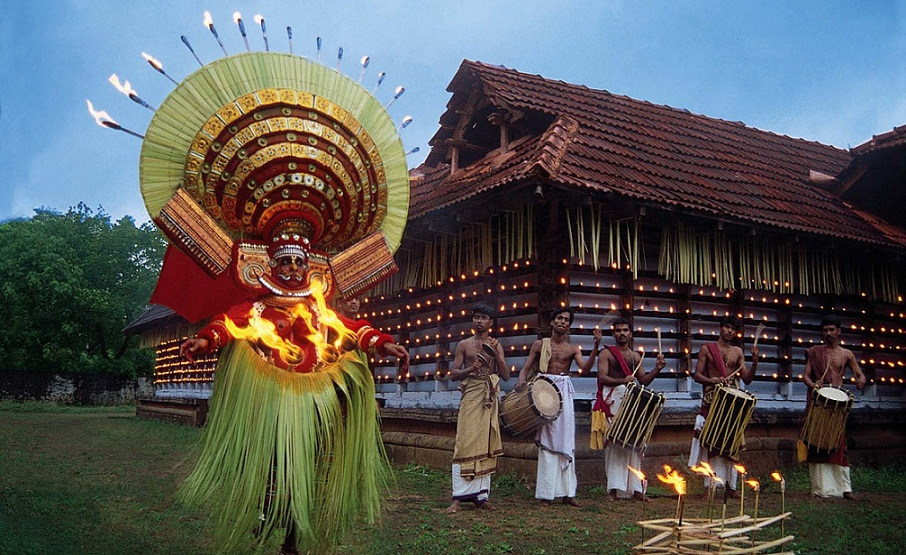 Important Tourist Places in Kannur